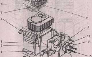 Ремонт карбюратора мотоблока каскад