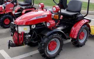 Мини трактор мтз 112