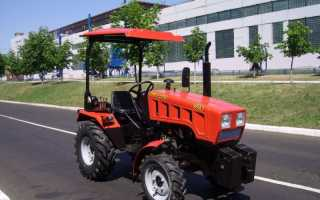 Трактор беларус 321