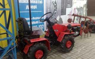 Трактор мтз 132