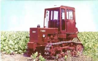 Трактор т-90с кишиневского завода