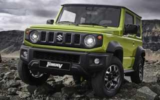 Suzuki jimny отзывы владельцев