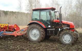 Трактор беларус 1523 технические характеристики