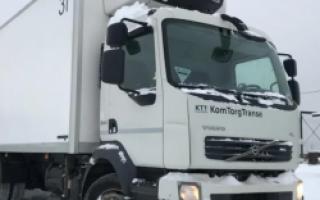Отзывы о грузовой автомобиль вольво фл