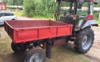 Трактор втз 30 сш технические характеристики