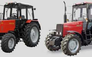 Трактор беларус 892 технические характеристики