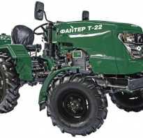 Максимальная скорость трактора файтер т22