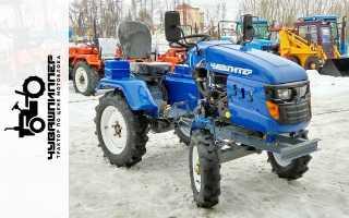 Отзывы о тракторе чувашпиллер 504