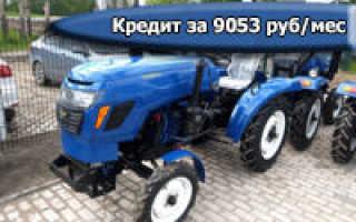 Минитрактор русич 220 характеристики