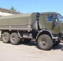 Камаз-5350 технические характеристики
