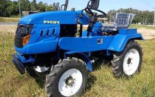 Трактор русич т-12 характеристики
