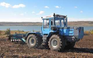 Трактор хтз технические характеристики