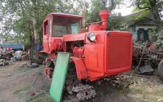 Трактор дт 175 волгарь технические характеристики