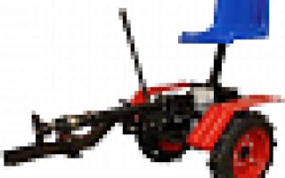Адаптер мотоблочный приводной кадви -1