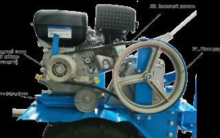 Мотоблок нева мб 2 схема включения передач