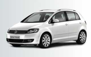 Volkswagen golf plus 2008 отзывы