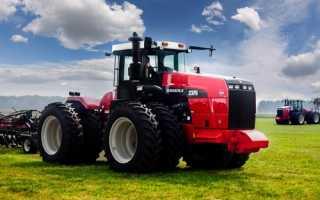Трактор buhler versatile 2375 технические характеристики