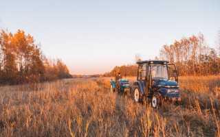 Трактор синтай отзывы