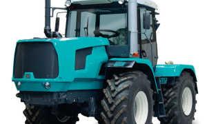 Трактор хтз-243к 20
