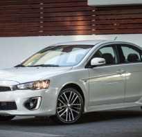 Mitsubishi lancer отзывы владельцев