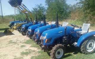 Отзывы о тракторе русич т-15