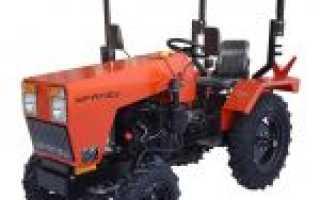 Мини трактор уралец 224