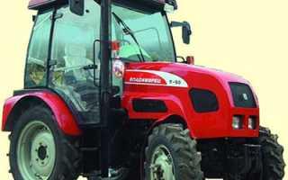 Трактор т-50 технические характеристики