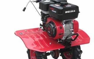 Мотоблок weima wm900-3 new