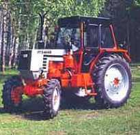 Ознакомить с трактором лтз 60