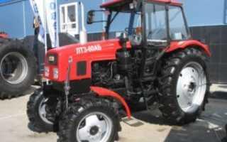 Отзывы о тракторе лтз 60