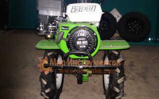 Мотоблок варяг мк-801