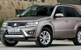 Suzuki grand vitara отзывы владельцев