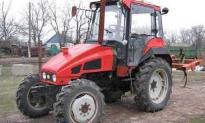 Трактор владимировец т-30