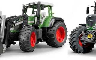 Трактора fendt модельный ряд