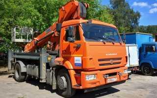 Камаз-43253 технические характеристики