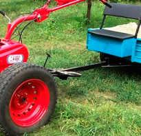 На мотоблок теперь нужны права тракториста