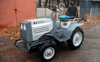 Трактор т 12