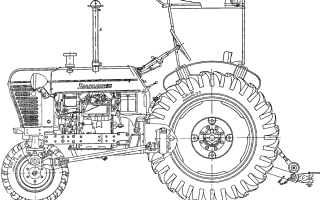 Трактор 28 фото