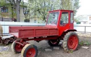 Аналог трактора т16
