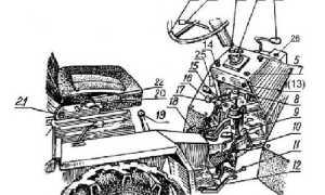 Минитрактор мтз 132н инструкция по эксплуатации