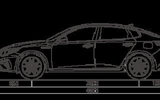 Киа оптима 2016 вес машины