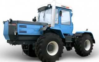 Модификации тракторов хтз
