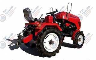 Трактор россел производитель
