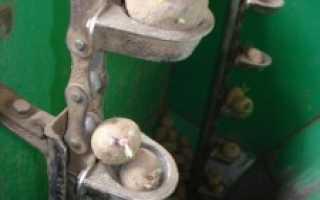 Картофелесажалка для мотоблока каскад