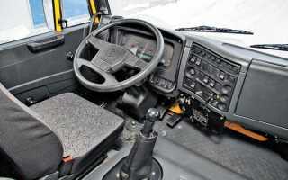 Камаз 65116 технические характеристики