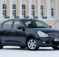 Nissan almera отзывы владельцев