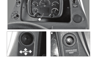 Бюлер трактор 2375 значки на приборной панели