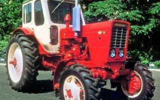 Трактор мтз 52