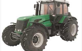 Самодельный трактор бизон с двигателем ямз 236