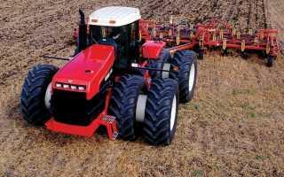 Колёсные диски на трактор бюлер